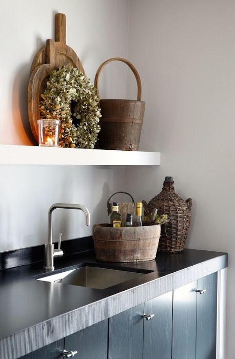 25 beste idee n over gezellige keuken op pinterest boheemse keuken gezellig huis en - Keuken decoratie ideeen ...