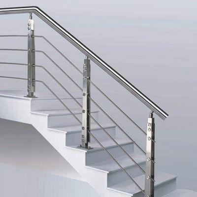 Railing Stainless Steel Modern Minimalis