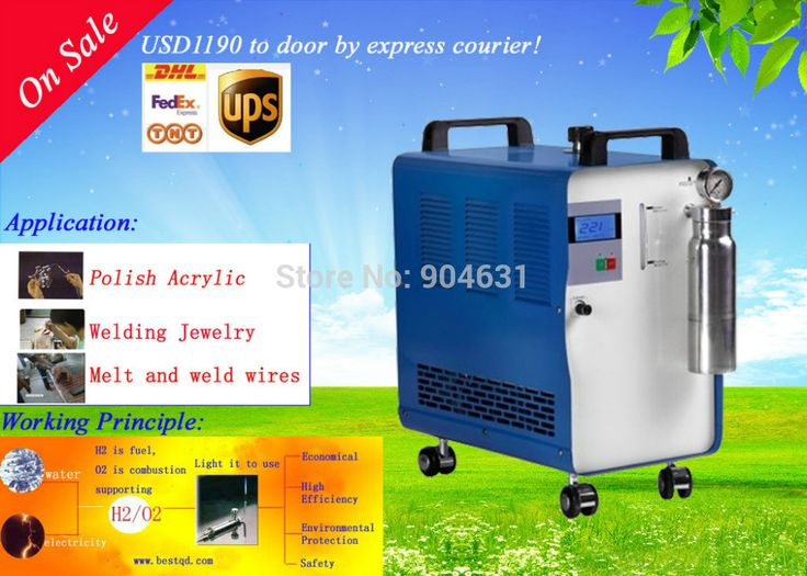 2015 Hot Sale Free Shipping AC220V GB Plug BT-200HHO Stud Welder for Jewelry 200L/hour Gas Generation At Competitive Price