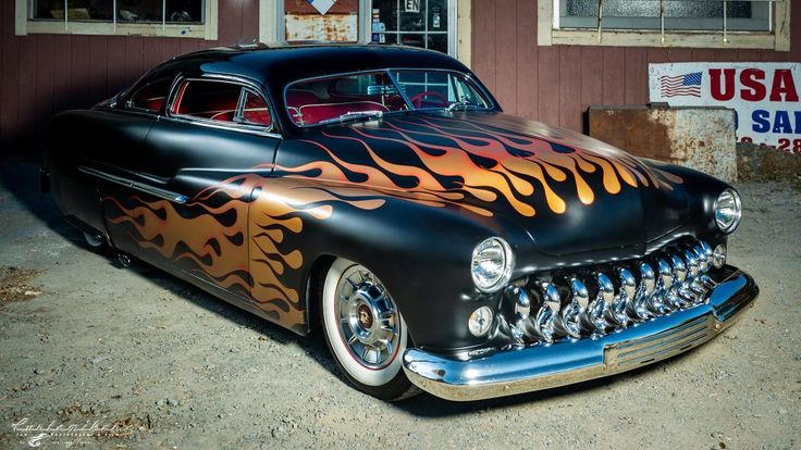 Pin by tro tro on Mercury in 2020 Custom muscle cars