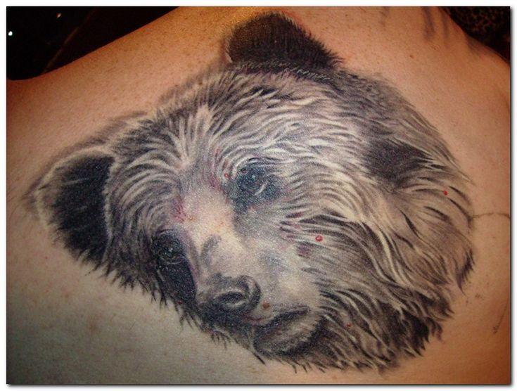 32 Best Bear Paw Tattoos Images On Pinterest Bear Paw