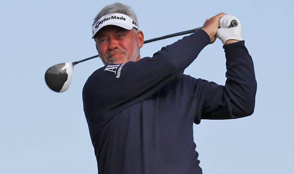 Darren Clarke refuses to let The Open distract him from Ryder Cup focus