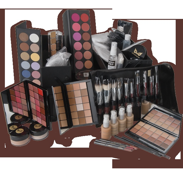 Kit Crc Deluxe Makeup Complete