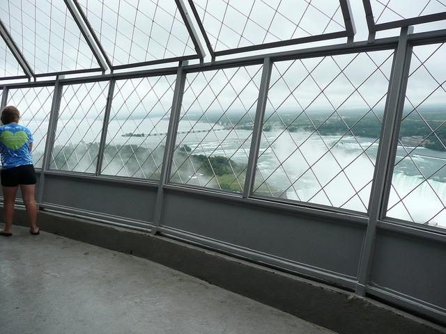 Niagara Falls from Skylon Tower