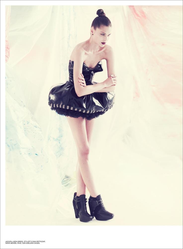 Grunge Ballerina.
