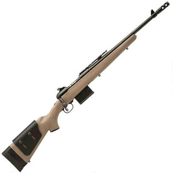 Savage M11 Scout. 7.62x51  10rnds