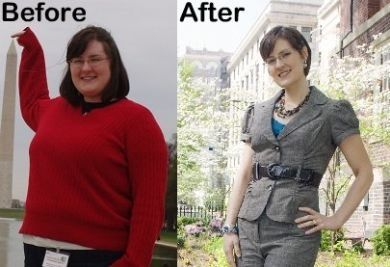 115 pounds gone forever! See her amazing before/after pics