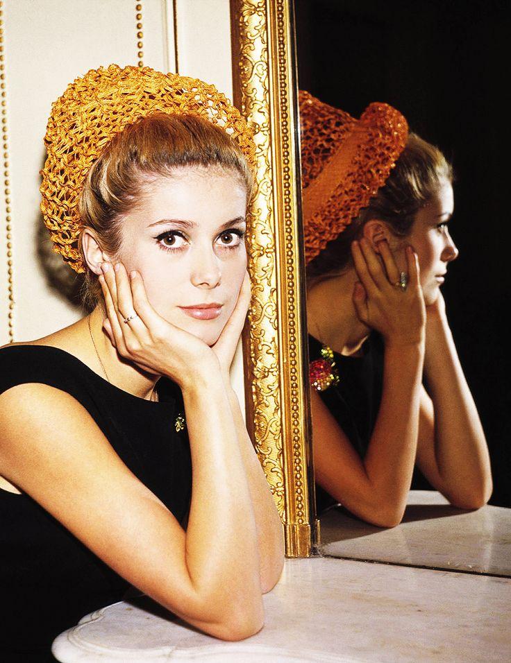 Catherine Deneuve, C.1960's
