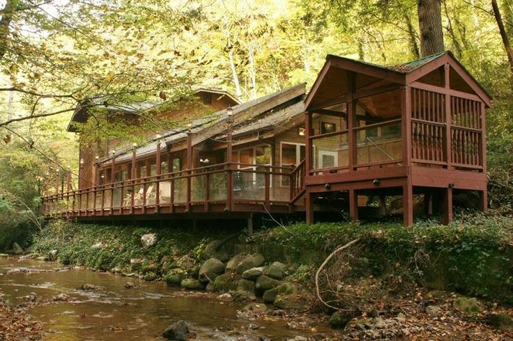 17 best images about places to vacation on pinterest for Private cabin rentals in tennessee