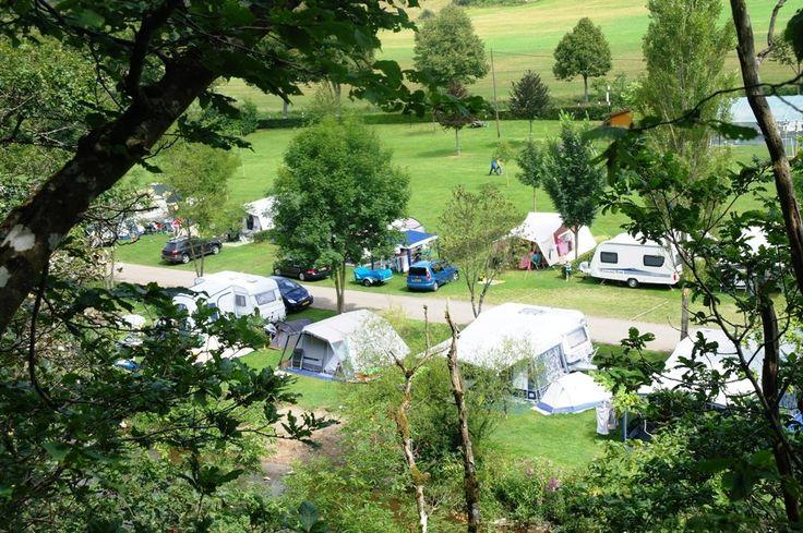 Camping Kohnenhof, Eisenbach, Luxemburg -