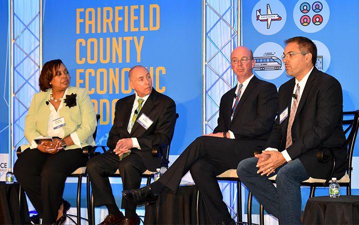 Fairfield County Leaders: Infrastructure, Workforce Development Critical