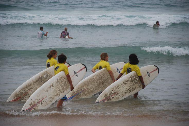 Surfkurs - Zurriola