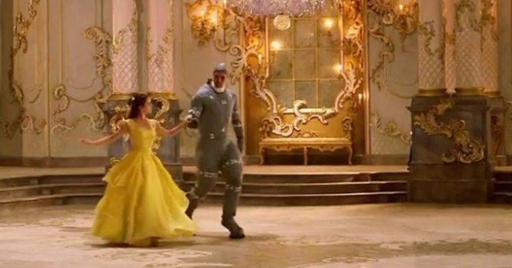 Assista as cenas da Fera sem efeitos visuais em A Bela e a Fera