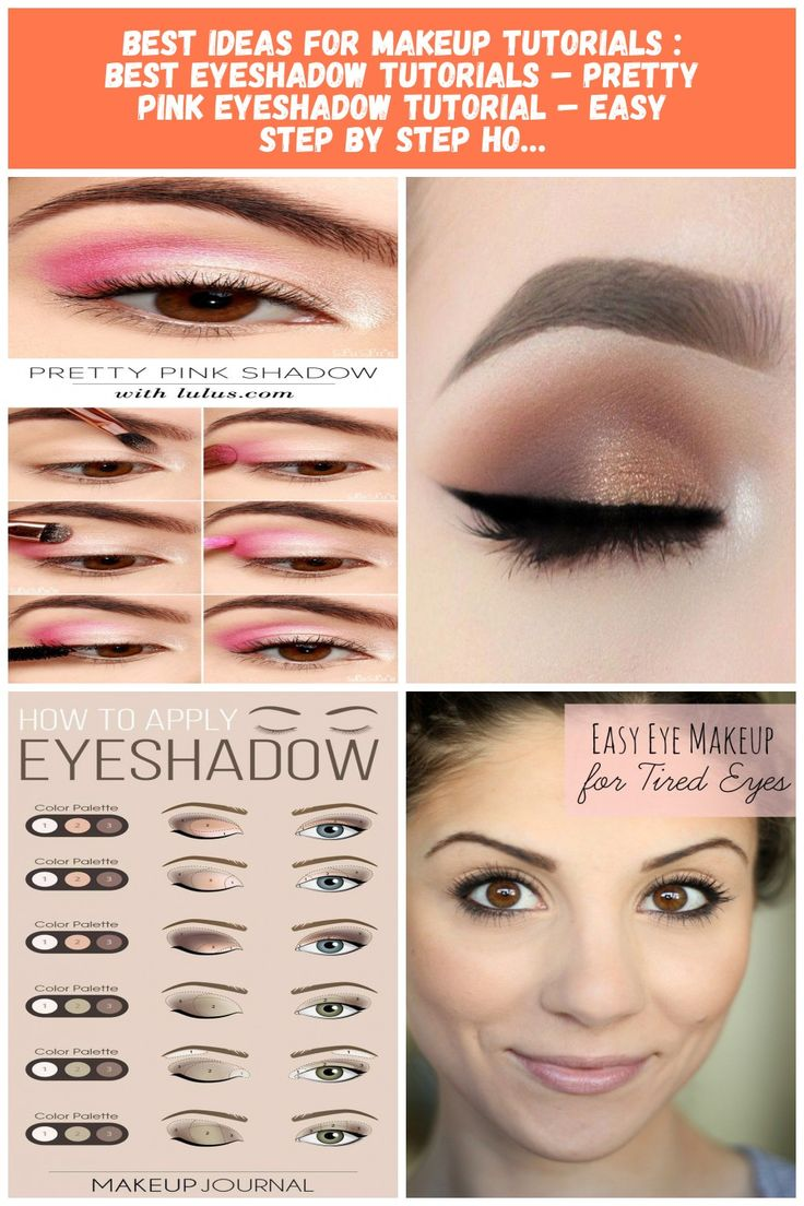 Easy eye makeup Best Ideas For Makeup Tutorials : Best Eyeshadow Tutorials – P…
