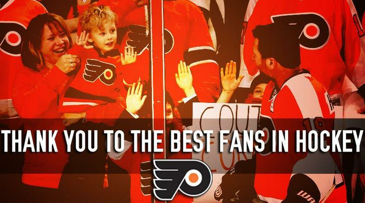 We most certainly are! We sell out our games, one of the top teams in merchandising, we have the biggest & best charity in the NHL (Flyers' Wives) & our team has NEVER even been near bankruptcy! :D