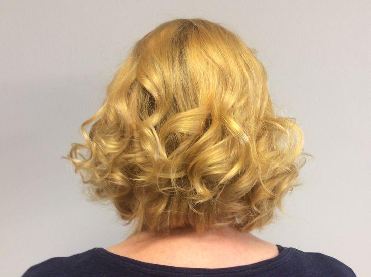 Radico Colour Me Organic Beige Blonde back