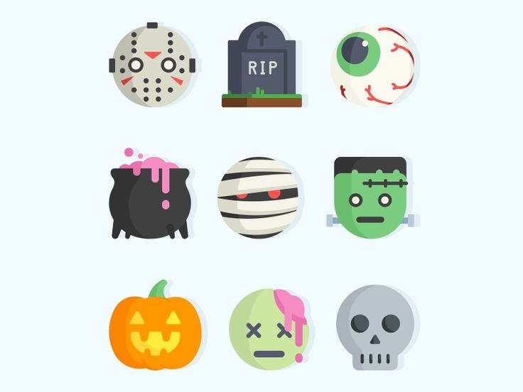 Halloween Emoji No.2 by Aleksandar Savic