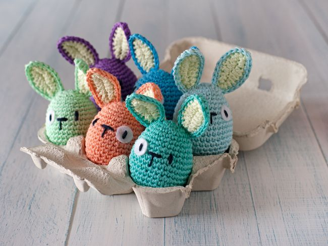 Quick Amigurumi Crochet Patterns : 25+ best ideas about Crochet Bunny on Pinterest Crochet ...