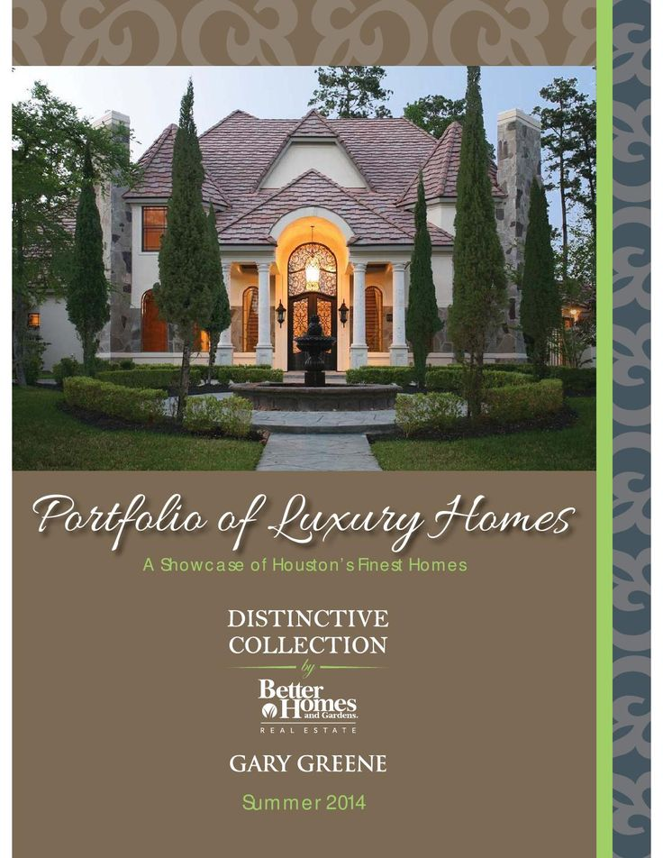 please enjoy our summer 2014 issue of better homes and gardens real estate gary greenes distinctive - Houston Home And Garden Magazine