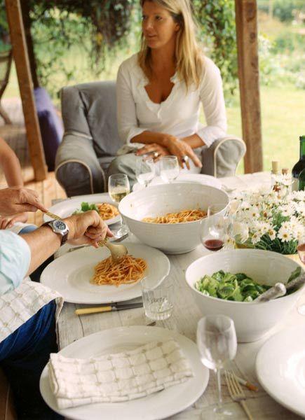 #splendidsummerCopyright Paul Costello 2011: Costello 2011, Paul Costello, Family Meals, Splendidsummercopyright Paul, Pasta Dinners, Doce Paul, Domino'S Magazines, Families Meals, Mobile