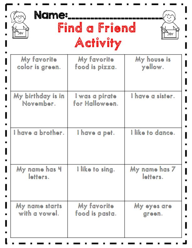 find a friend activity great ice breaker for back to school!  @jmpope2010  @brittbritt28   @cameronrush  @lizhamilton06  @dvs74   thought of something good for you!