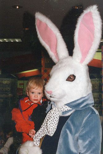 Best Kill The Wabbit Images On Pinterest Easter Bunny Happy - 26 creepy easter bunnies