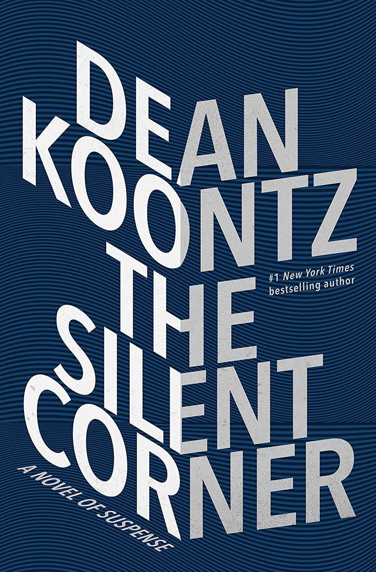 The Silent Corner by Dean Koontz I'm reading the galley.  Scary. You will never look at neural nets quite the same. Due out in January, 2018