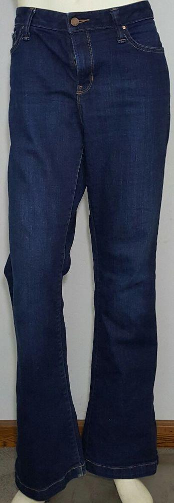 GAP Women's Long & Lean Dark Wash Trouser Jeans Sz 33 R 16A | Clothing, Shoes & Accessories, Women's Clothing, Jeans | eBay!