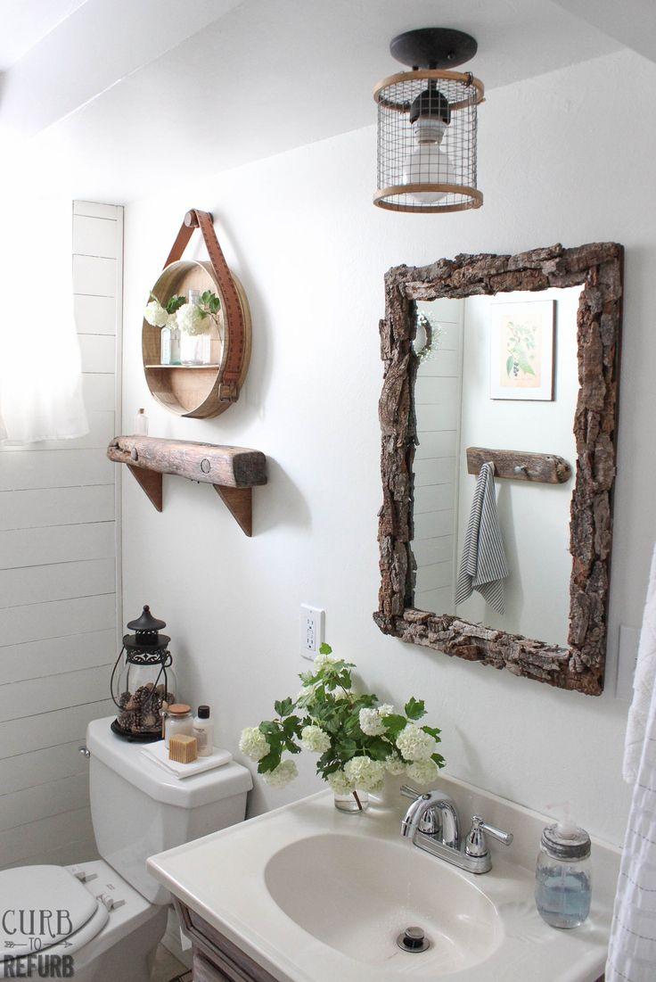 The 25+ Best Cheap Bathroom Remodel Ideas On Pinterest   Bathroom Makeovers  On A Budget, Half Bathroom Decor And Cheap Bathroom Faucets