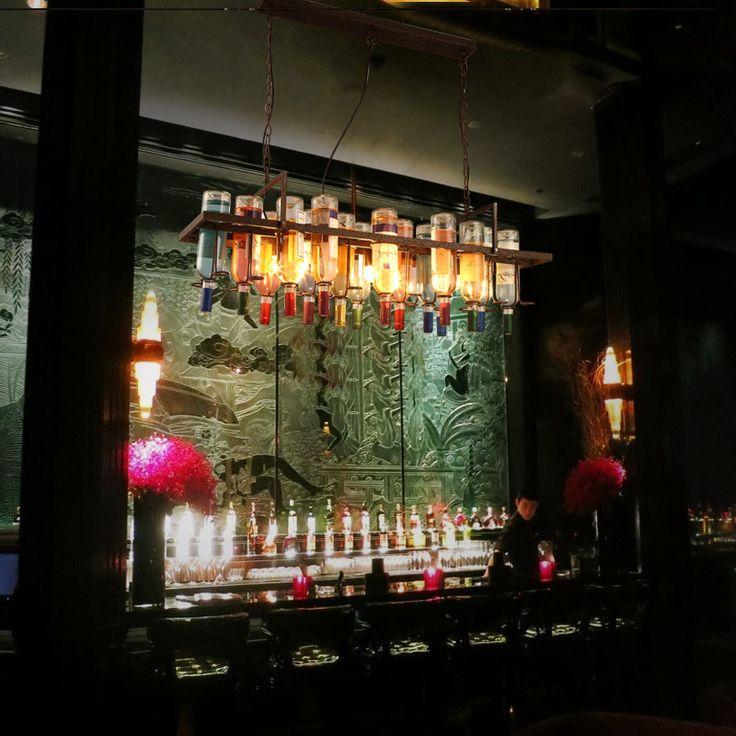 Американский Loft Vintage coloful стеклянные Бутылки Вина кулон лампы для Бар Столовая Гостиная A135купить в магазине Y3 lighting StoreнаAliExpress
