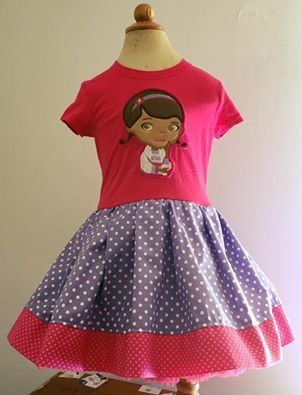 Image of Disney Jr Doc McStuffins Dress