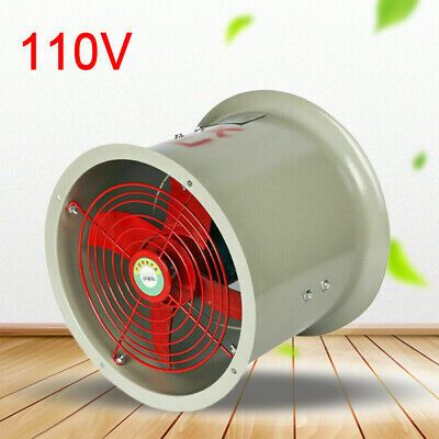 Details About Cbf 300 300mm Explosion Proof Axial Exhaust Fan 180w
