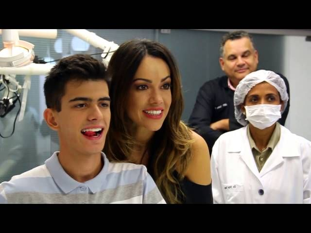 Novo sorriso com Lente de Contato Dental   Programa Simplesmente