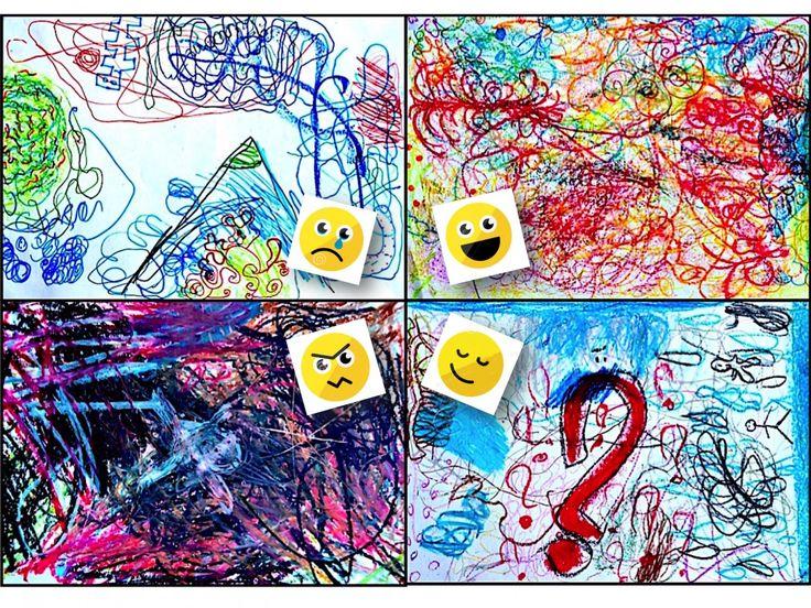 Abbinare il disegno, la musica e le emozioni è un'esperienza coinvolgente e a...