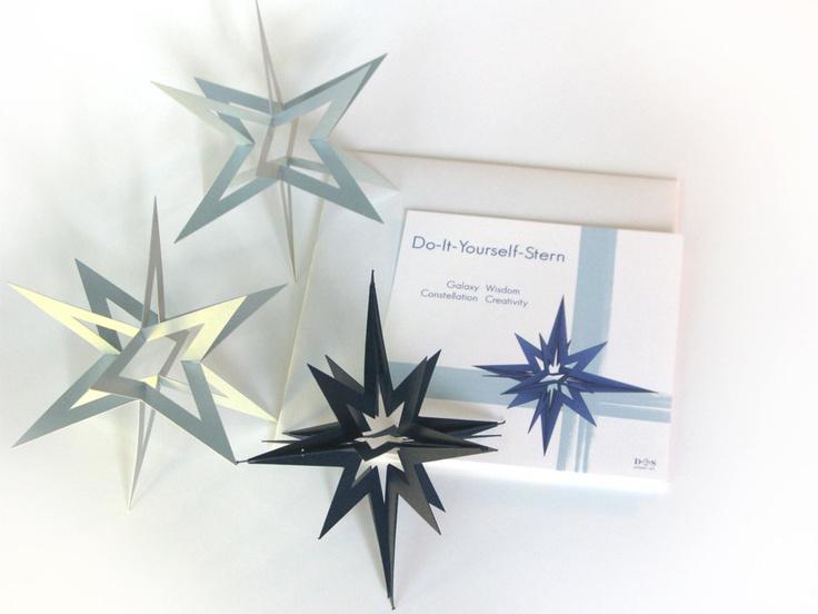 Mejores 13 imgenes de paper art en pinterest arte de papel do it yourself star nordenstern and octangula solutioingenieria Gallery