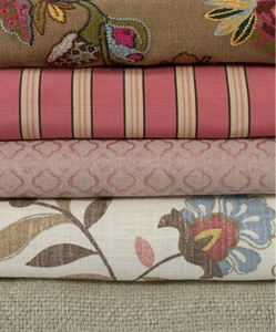 Susan Kasler Fabrics available through ST LEGER AND VINEY