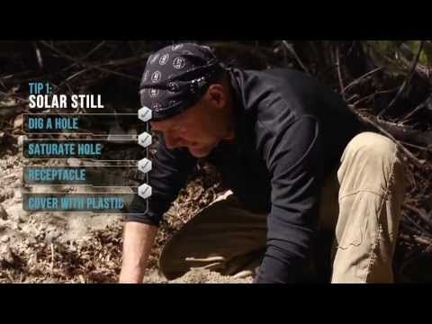 Les Stroud Videos – How To Find Water, Survive Cold, What To Eat