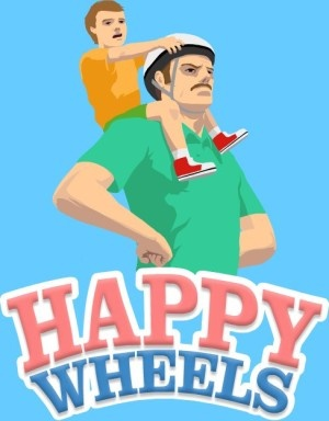 Anyone who's played or heard of Happy Wheels know's who this is!