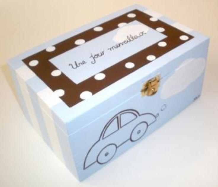 Car Themed Christening Oil Box, $77.85 at the Greek Wedding shop ~ http://www.greekweddingshop.com/