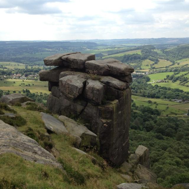 black rocks, nr Cromford, Derbyshire