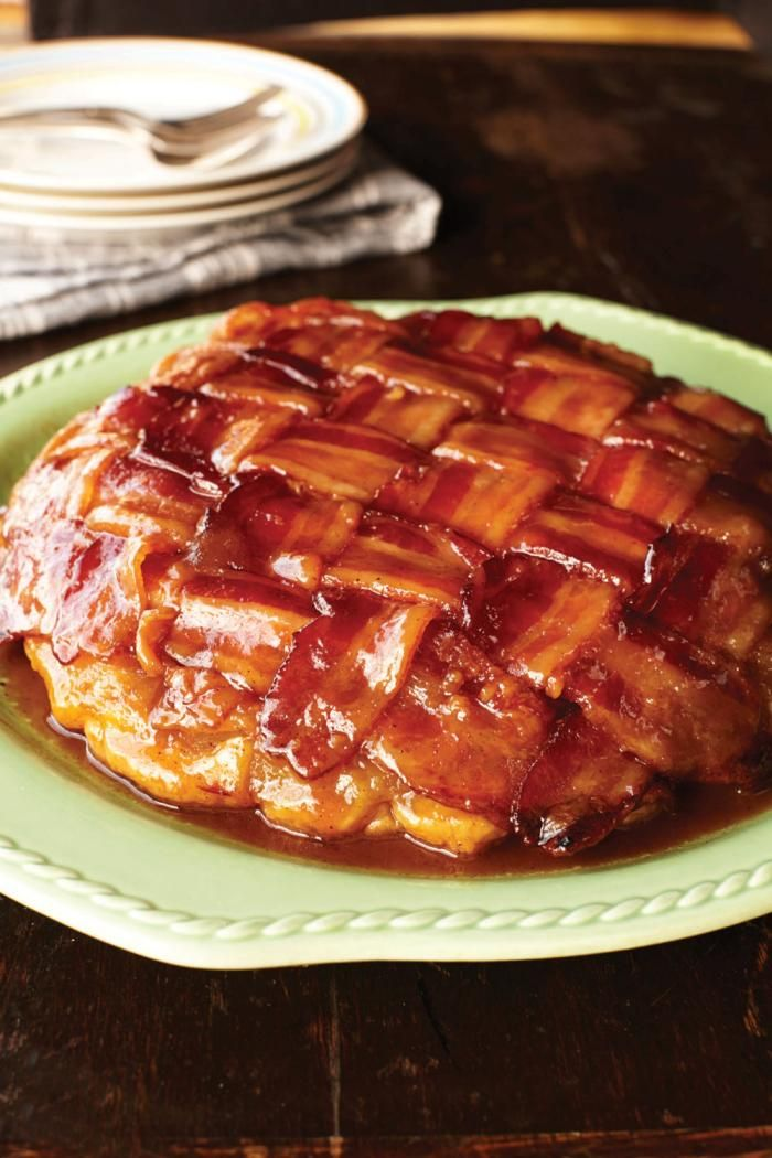 Anything with bacon is always better. Just askbest-selling cookbook author Francine Bryson.