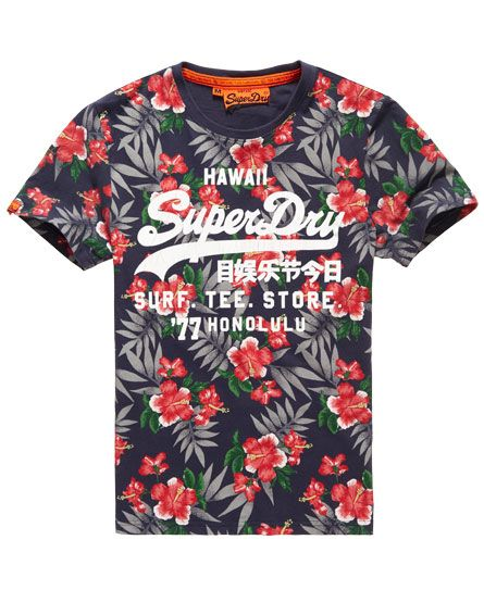 Superdry Camiseta Shirt Shop Surf