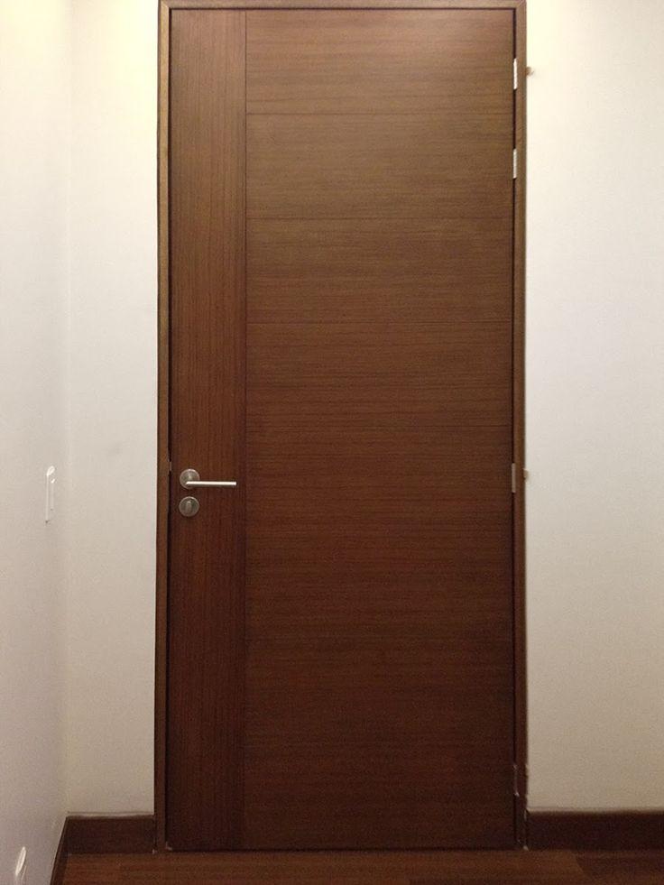 Mejores 15 im genes de puertas en pinterest puertas for Puertas de madera interiores