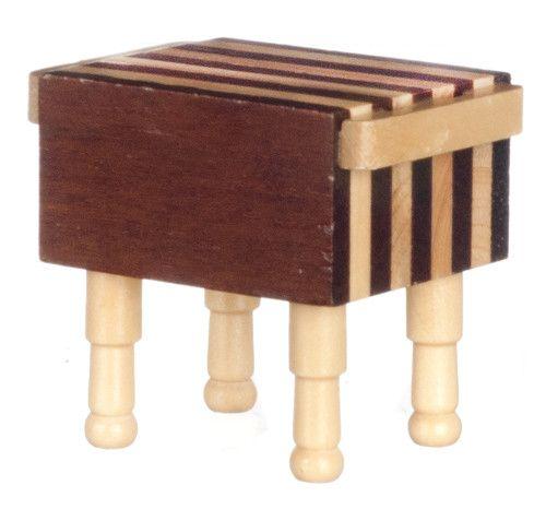 Butcher Block Table - Mixed Woods