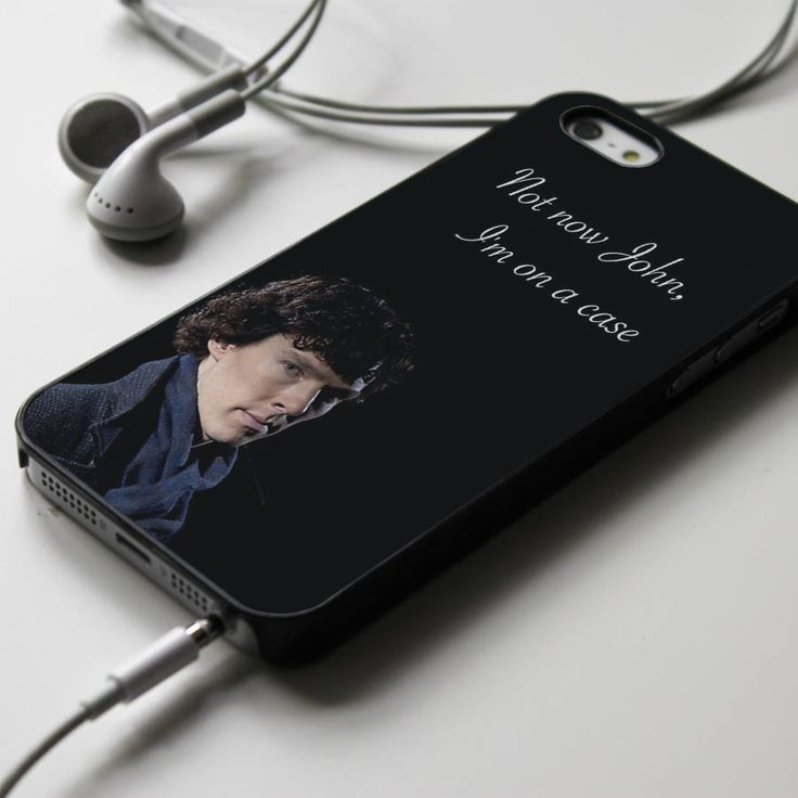 Shadeyou Phone Cases - Not Now John I'm on a Case iPhone 4/
