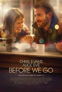 """Before We Go (2014)-I haven't seen a movie like """"Before we go"""" for a very long time.Also reminds me """"Before Sunrise"""". Everything is just so charming and cute. I love that kind of """"intimacy"""" on screen,it's intelligent and honest. Nick and Brooke start as strangers and end up as connected somehow through their shared experiences. I'm with a smile on my face after the movie."""
