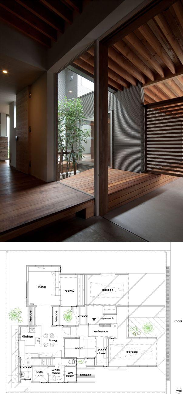 Modern Genkan: A Traditional Japanese Entryway