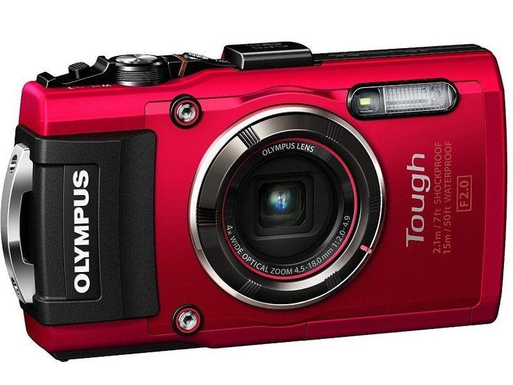 Olympus TG4, análisis de una cámara de fotos subacuática