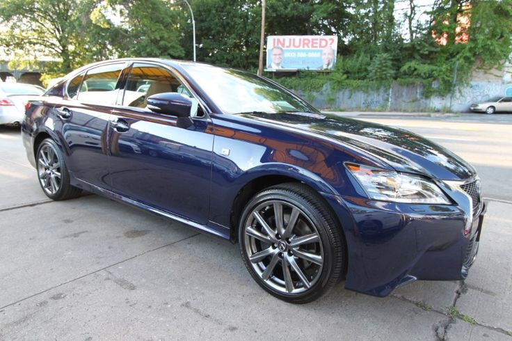 Look at this gorgeous 2014 Lexus GS 350 AWD F-SPORT car, don't only imagine yourself driving this amazing car, we will help you make it a reality! #lexus #car dealership #dealer #financing #lease #used #ny #newyork