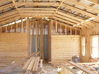 1000 Images About Pole Barn On Pinterest